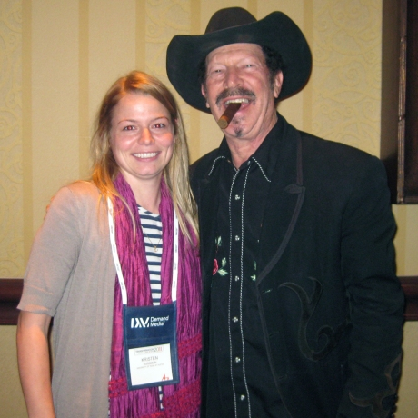Kinky Friedman at the 4A's Transformation Conference 2011